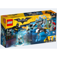 Lego 70901 Mr. Freeze™ isangreb