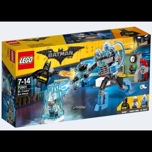 Image of Lego 70901 Mr. Freeze™ isangreb (5702015870474)