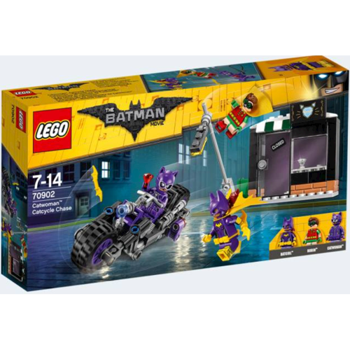 Image of Lego 70902 Catwoman™ kattecykeljagt (5702015870481)