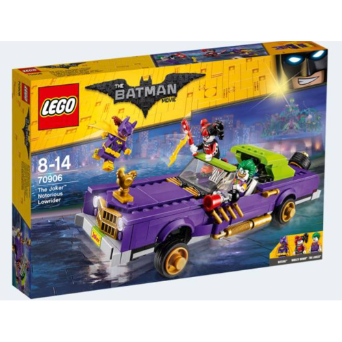 Image of Lego 70906 Jokerens berygtede forbryderbil (5702015870528)