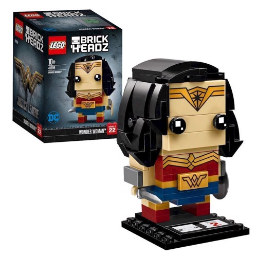 Image of LEGO Brickheadz 41599 Wonder Woman (5702016072648)