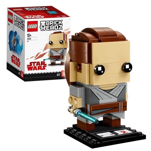 Image of LEGO Brickheadz 41602, Star wars Ray (5702016074772)