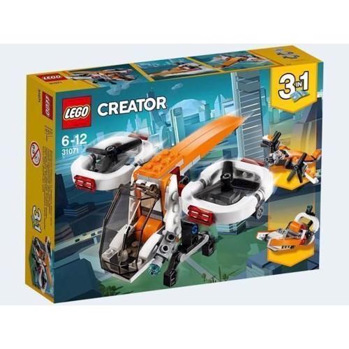Image of LEGO 31071 Creator Udforskningsdrone (5702016074789)