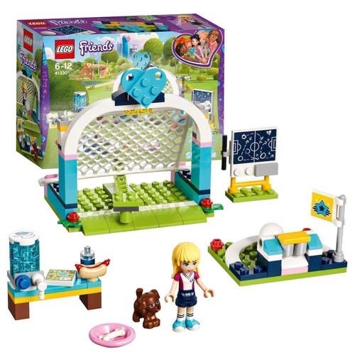 Image of LEGO 41330 Friends Stephanies Fodboldtræning (5702016077421)