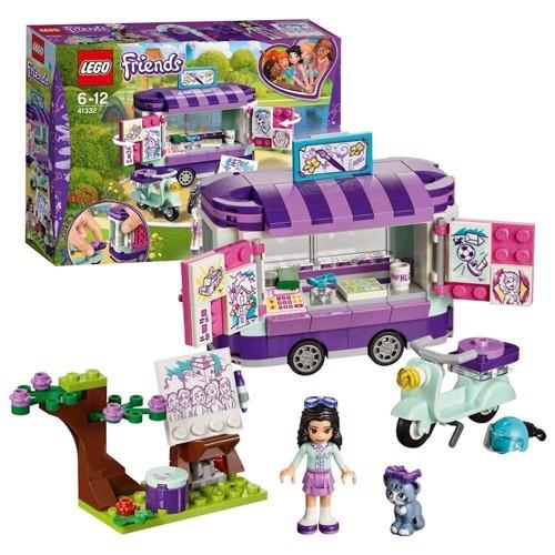 Image of LEGO 41332 Friends Emmas Kunstbod (5702016077438)