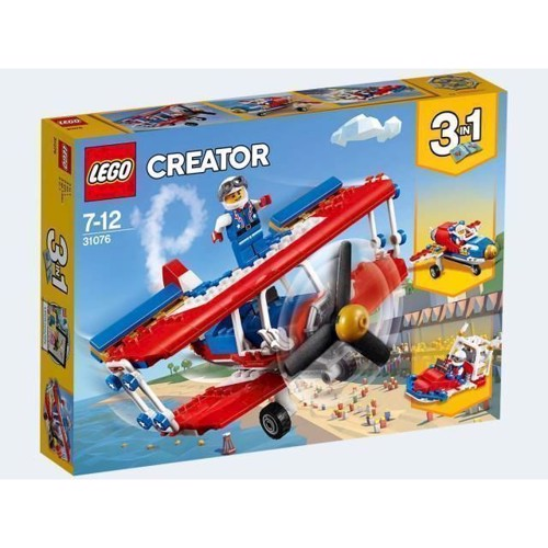 Image of LEGO 31076 Creator Vovehalsens Stuntfly (5702016092776)