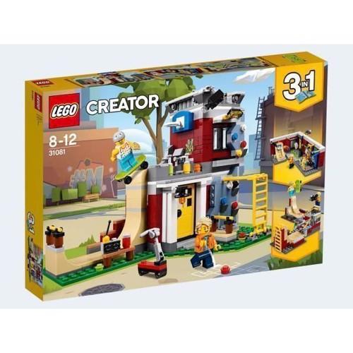 Image of LEGO Creator 31081 Skaterhus (5702016092783)