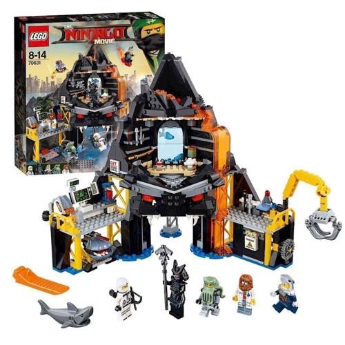 Image of LEGO 70631 - Ninjago Garmadons Vulkan Tilholdssted (5702016092882)