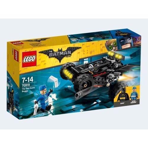 Image of LEGO 70918 Batman Movie Bat-sandbuggyen (5702016093001)