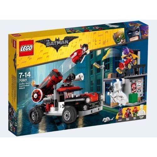 Image of LEGO 70921 Harley Quinn kanonkugleangreb (5702016093032)