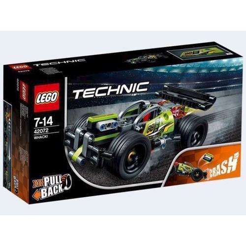 Image of LEGO 42072 Technic WHACK (5702016093254)