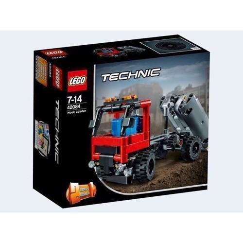 Image of LEGO 42084 Technic Læssefartøj med krog (5702016093988)