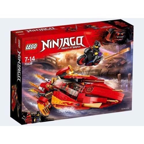 Image of LEGO 70638 Ninjago Katana (5702016108897)