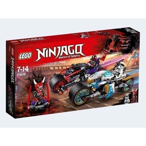 Image of LEGO Ninjago 70639 slange jaguars gadeløb (5702016108903)