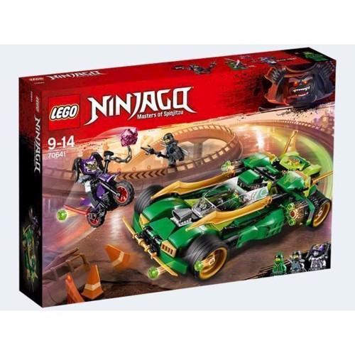 Image of LEGO 70641 Ninjago Ninja Kampkøretøj (5702016109818)