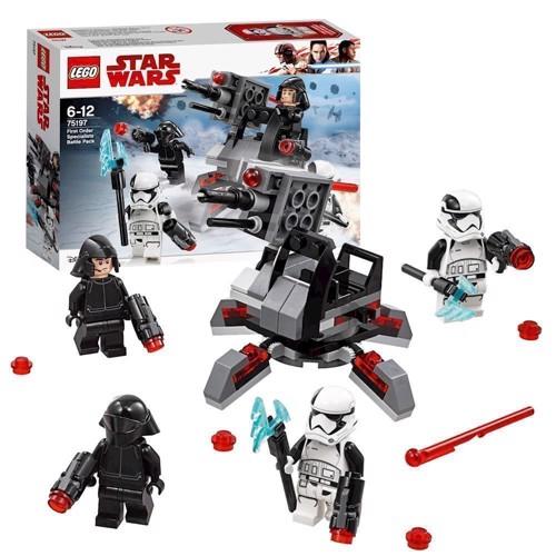 Image of   LEGO 75197 Star Wars Den Første Ordens Specialister