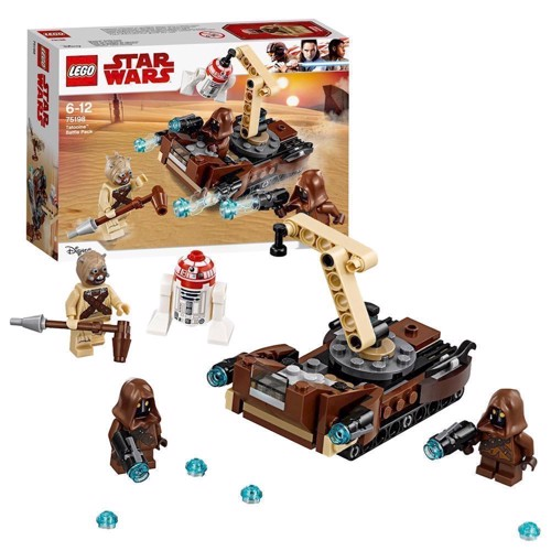 Image of LEGO 75198 Star Wars Tatooine Battle Pack (5702016109924)