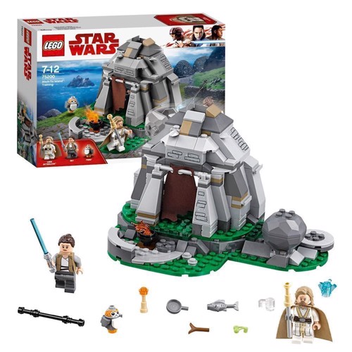 Image of LEGO 75200 Star Wars 75200 Ahch-To ø-træning