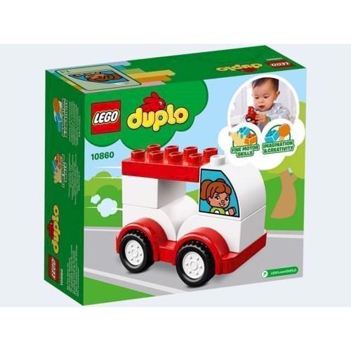 Image of   LEGO 10860 Duplo Min Første Racerbil