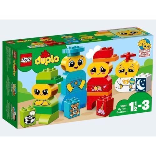 Image of   LEGO 10861 Duplo Mine Første Følelser