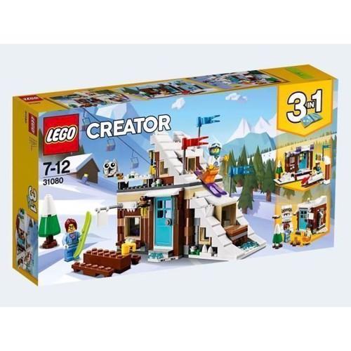 Image of LEGO Creator 31080 vinterferie (5702016111255)