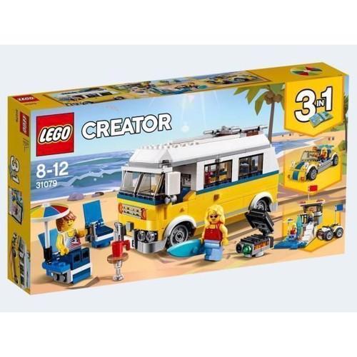 Image of LEGO Creator 31079 Surfermobil (5702016111262)