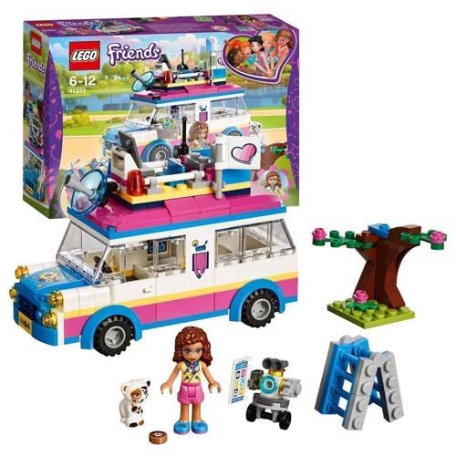 Image of LEGO 41333 Olivias missionskøretøj, Lego Friends (5702016111309)