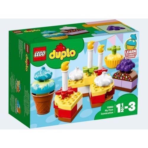 Image of   LEGO 10862 Duplo Min Første Fest