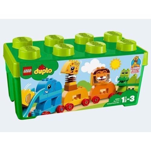 Image of   LEGO 10863 Duplo Mine første dyreklodser