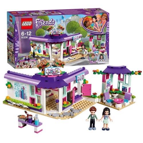 Image of LEGO 41336 Emmas kunstcafé (5702016111590)
