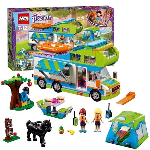 Image of LEGO Friends 41339 Mias autocamper (5702016111613)