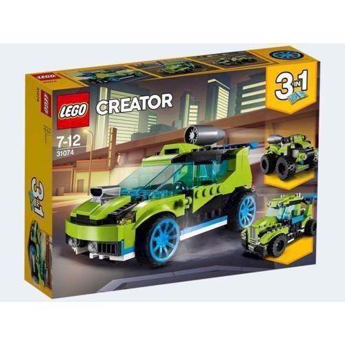 Image of LEGO Creator 31074 Raket Rally bil