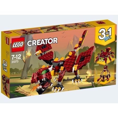 Image of LEGO Creator 31073 mystiske væsner (5702016111804)