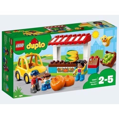 Image of   LEGO 10867 Duplo Torvedag