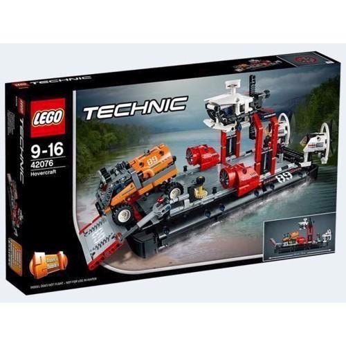 Image of LEGO 42076 Technic Luftpudefartøj (5702016116908)