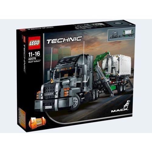 Image of LEGO 42078 Technic Mack Anthem (5702016116939)