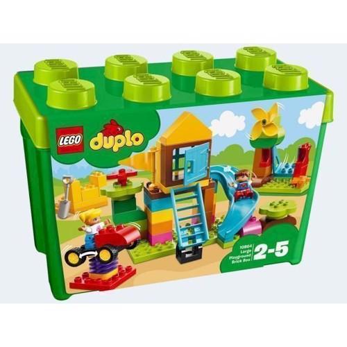 Image of   LEGO 10864 Duplo Stor Legeplads