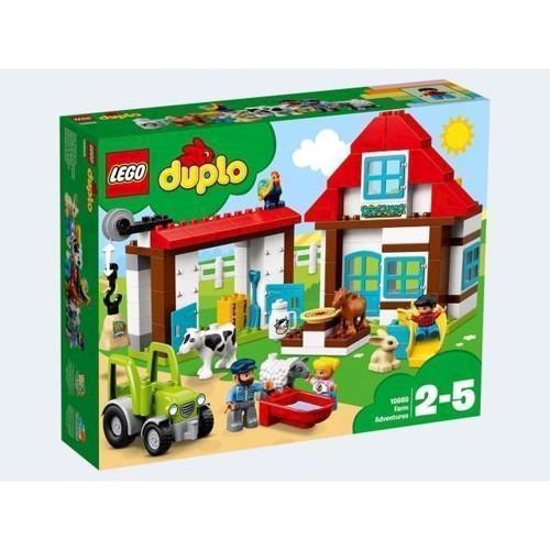 Image of   LEGO 10869 Duplo Eventyr På Bondegården