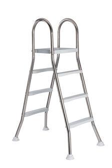 Image of Swim & Fun - Nyhed Pool Ladder Comfort 135 cm (5704841019348)