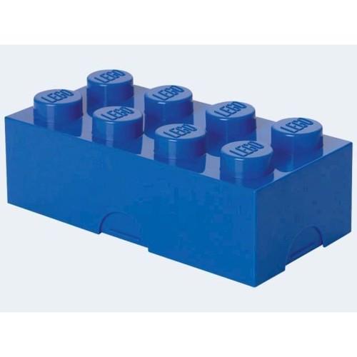 Image of Lego madkasse blå (5706773402311)