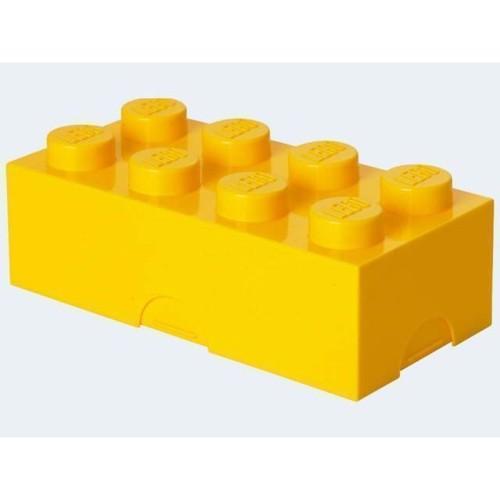 Image of Lego madkasse gul (5706773402328)
