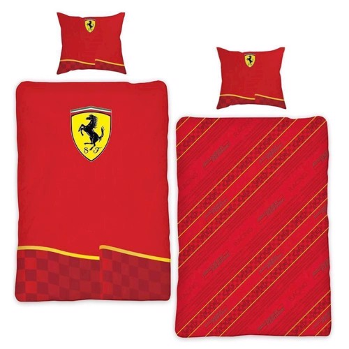 Image of Ferrari Sengetøj (5710751034081)