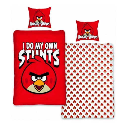 Image of Duvet Cover Angry Birds Stunts (5710751936170)