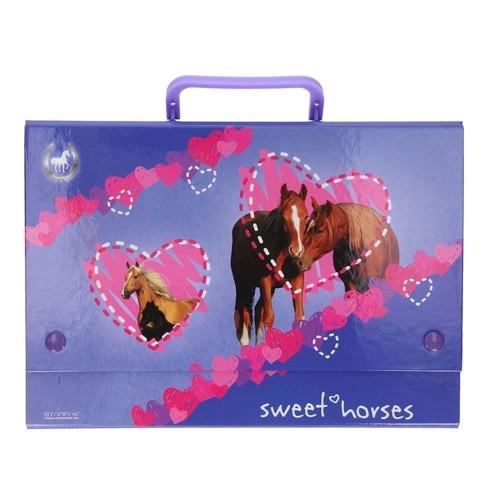 Image of   Sweet Horses Storage Case