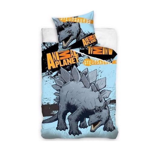 Image of Animal Planet sengetøj, Stegosaurus (5902022945930)