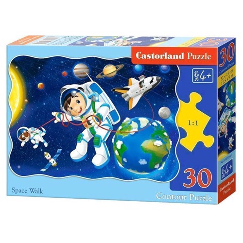 Image of   Puzzle In Space, 30s.