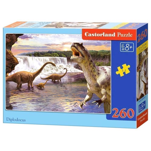 Image of   Puzzle Dino's, 260st.