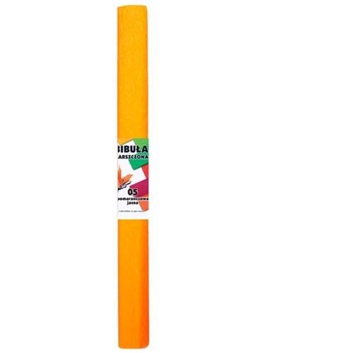 Image of   Crepepapir lys Orange