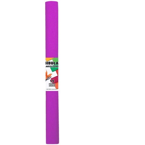Image of   Dark Pink Crepe Paper
