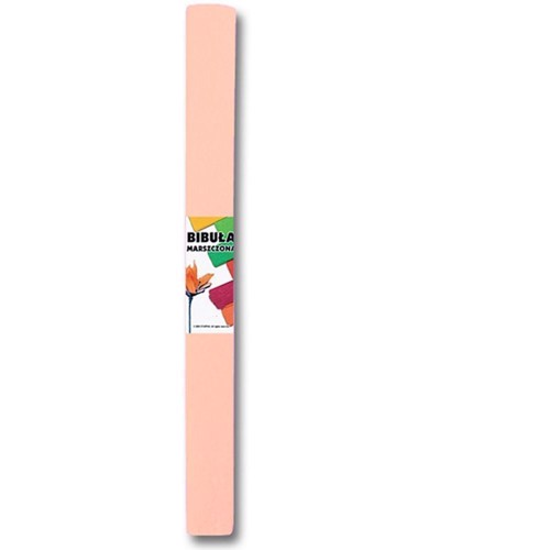Image of   Crepe Paper Salmon Pink